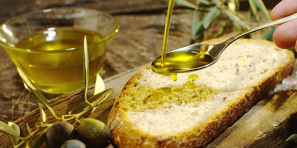 Italian Wine & Extra Virgin Olive Oil Tasting