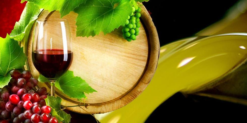 Italian Wines & Olive Oil Class @ Vecchia