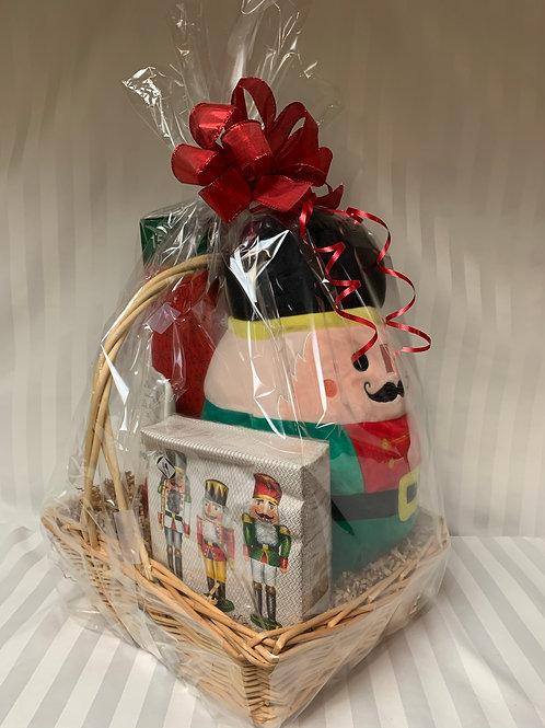 Nutcracker Basket #1