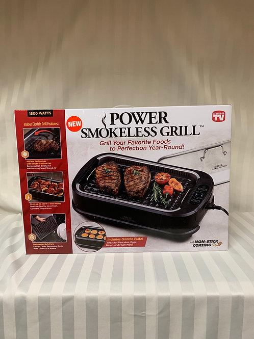 Power Smokeless Grill #2