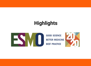 European Society for Medical Oncology (ESMO) 2020 Highlights
