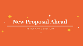 We want to announce a substudy proposal!