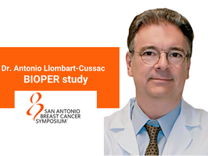 Results of our BIOPER study were presented at SABCS 2020