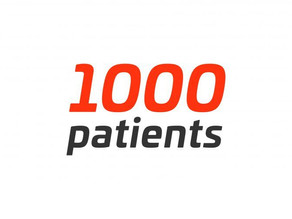 1000 Patients!