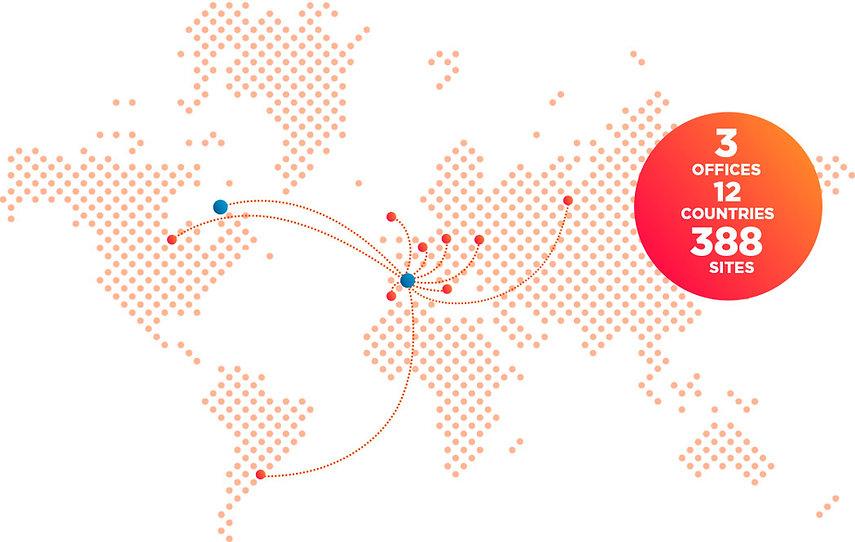 Medsir: we are global