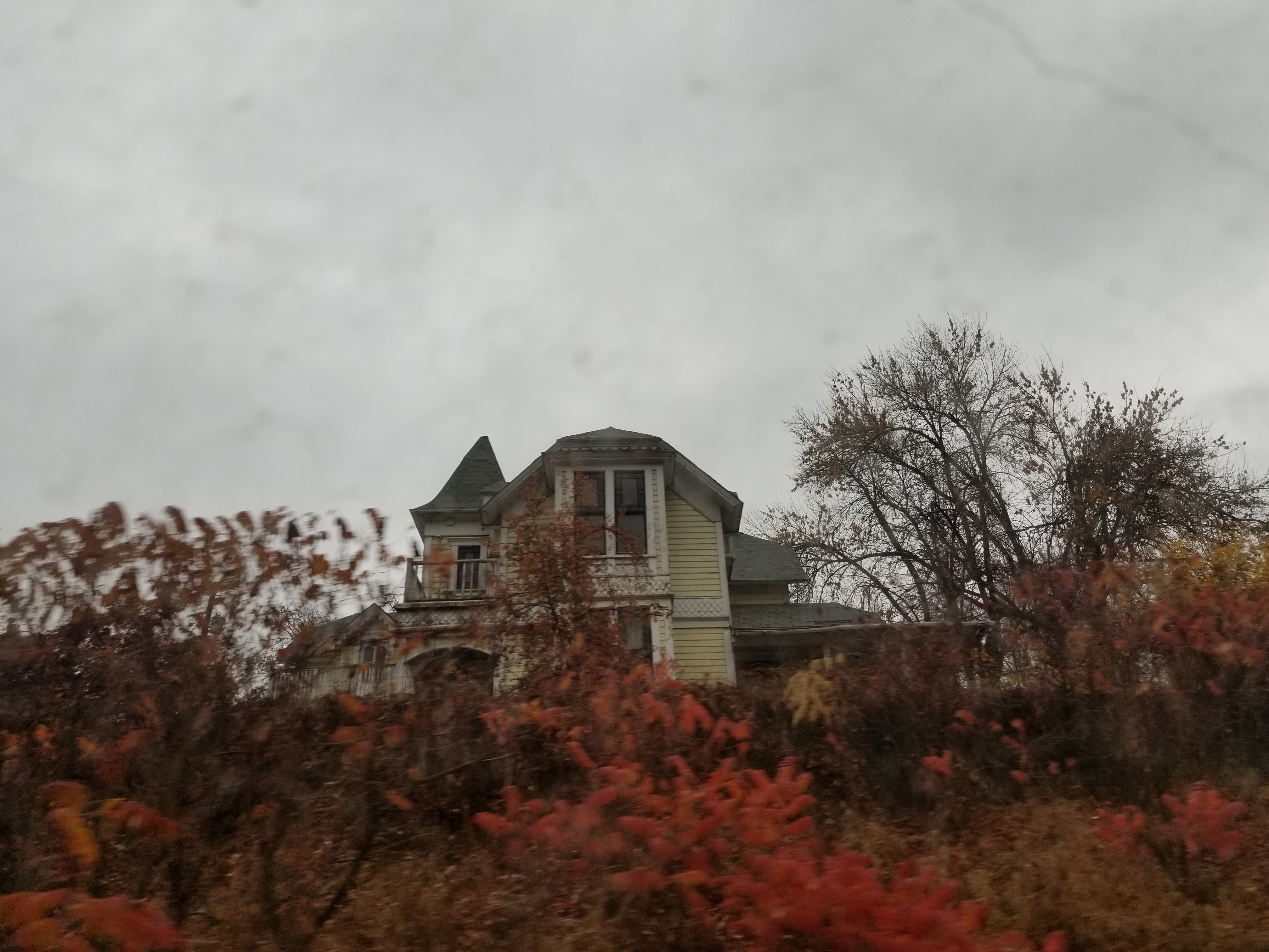 historical house in Kendrick, Idaho