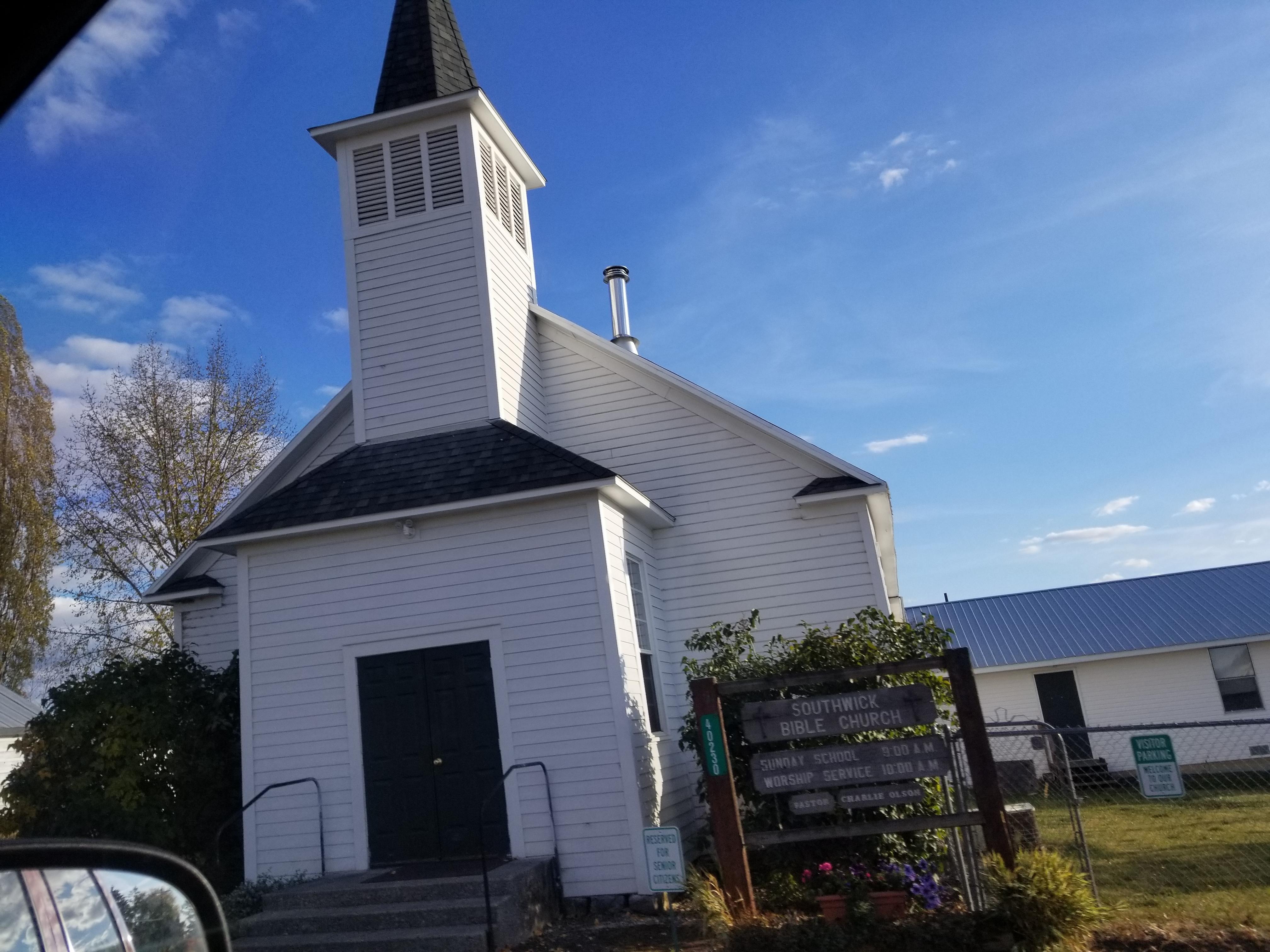little Southwick church