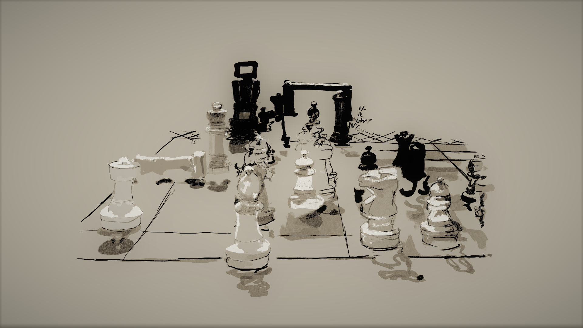 TEMI in a chess game