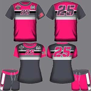 Dye Sublimation Soccer Uniform_SCR 1002.