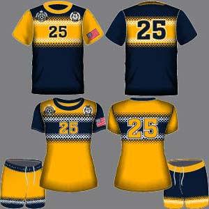 Dye Sublimation Soccer Uniform_SCR 1004.