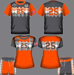Dye Sublimation Soccer Uniform_SCR 1005.