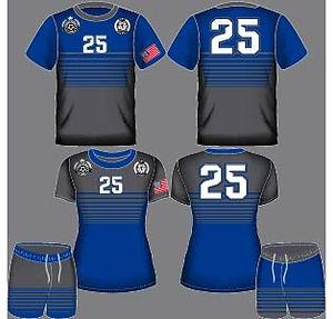 Dye Sublimation Soccer Uniform_SCR 1001.
