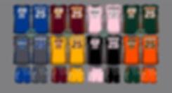 Dye Sublimation Basketball Uniform_BBK 2