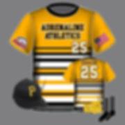 Dye Sublimation Baseball Uniform_BBL 100