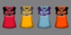 Dye Sublimation Softball Uniform_SFB 100