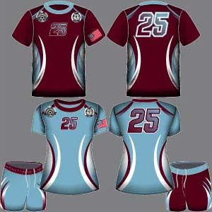Dye Sublimation Soccer Uniform_SCR 1003.