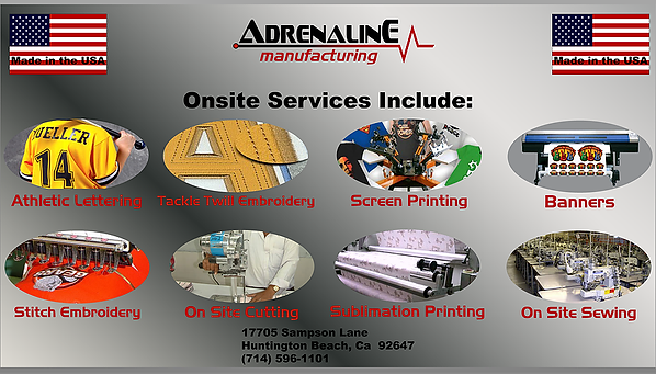 Image result for adrenaline athletics manufacturing