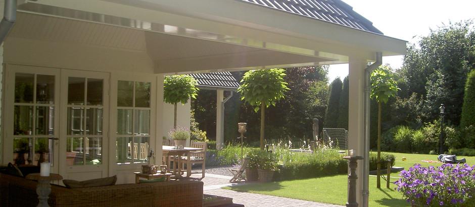 Deuren open en je stapt in de tuin