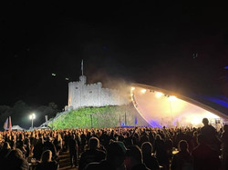 Live and Unlocked @ Cardiff Castle