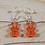Thumbnail: Gummy bear earrings (click for color options)