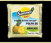 Polpa de Abacaxi Summer Fruit Guarapari