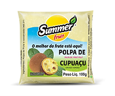 Polpa de Fruta Cupuaçu Summer Fruit Guarapari
