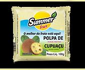 Polpa de Fruta Cupuaçu Summer Fruit Guarapari