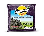 Polpa Açaí Fino Summr Fruit Guarapari