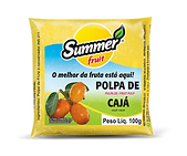 Polpa de Fruta Cajá Summer Fruit Guarapari