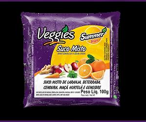Polpa de Fruta Veggies Summer Fruit Guarapari