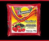 Polpa Frutas Vermelha Summer Fruit Guarapari