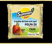 Polpa de Fruta Cajú Summer Fruit Guarapari