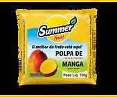Polpa de Fruta Manga Summer Fruit Guarapari