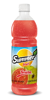 SUCO 1 LITRO GOIABA SUMMER FRUIT GUARAPARI