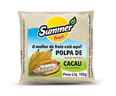 Polpa de Fruta Cacau Summer Fruit Guarapari