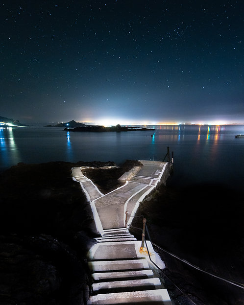 Herm - Night - Rosaire Steps - 2021