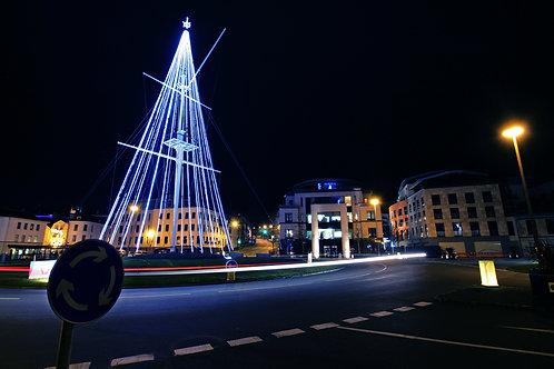 St Peter Port - Christmas Tree of Joy