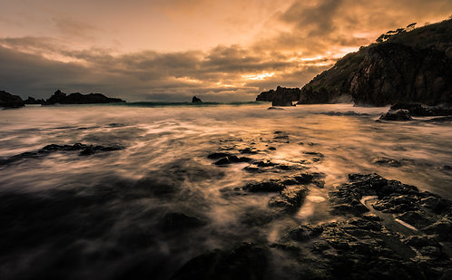 Moulin Huet Sunset 2
