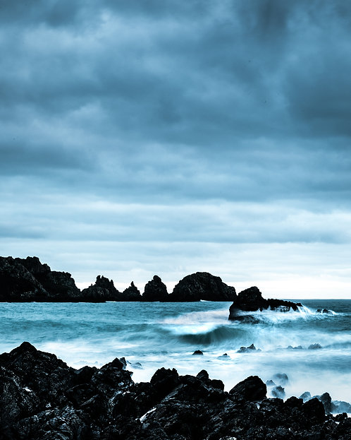 Moulin Huet - Rough Blue