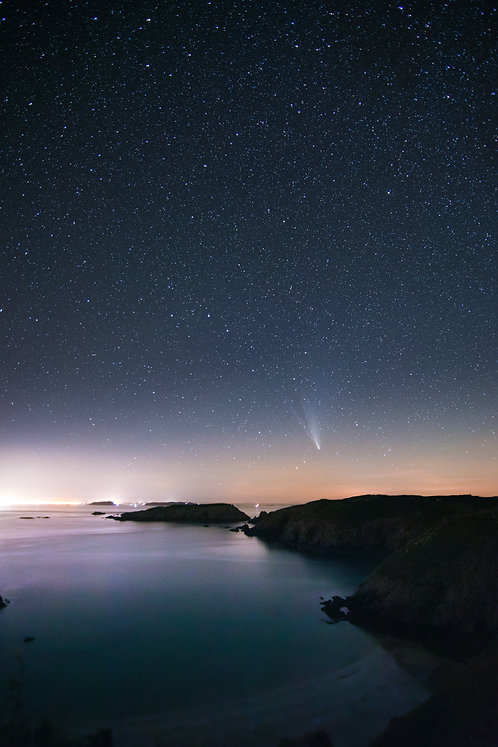 COMET NEOWISE - ALL ISLANDS