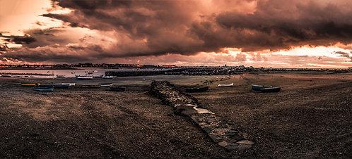 Ammareurs Beach Panoramic