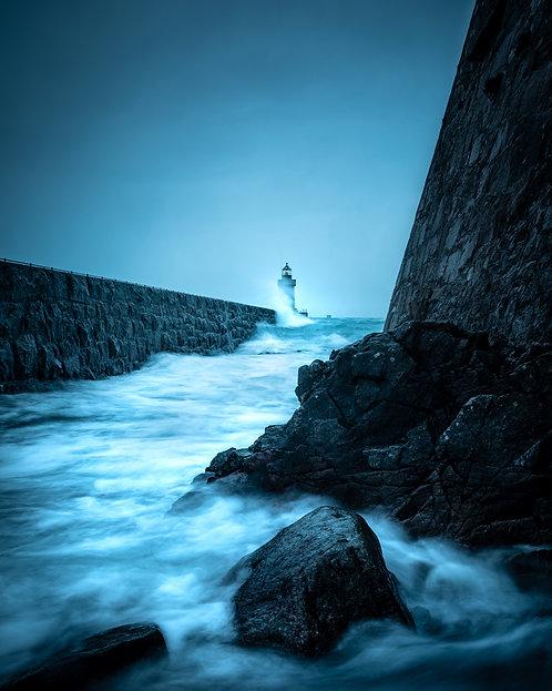Storm Ciara - Lighthouse
