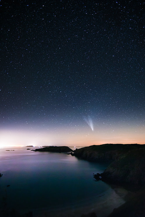 Comet Neowise - Sark