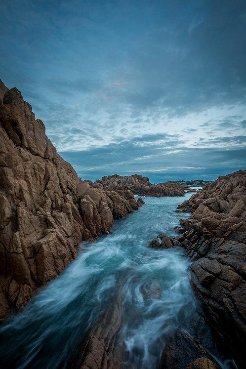 Albecq Fast Gully - Guernsey