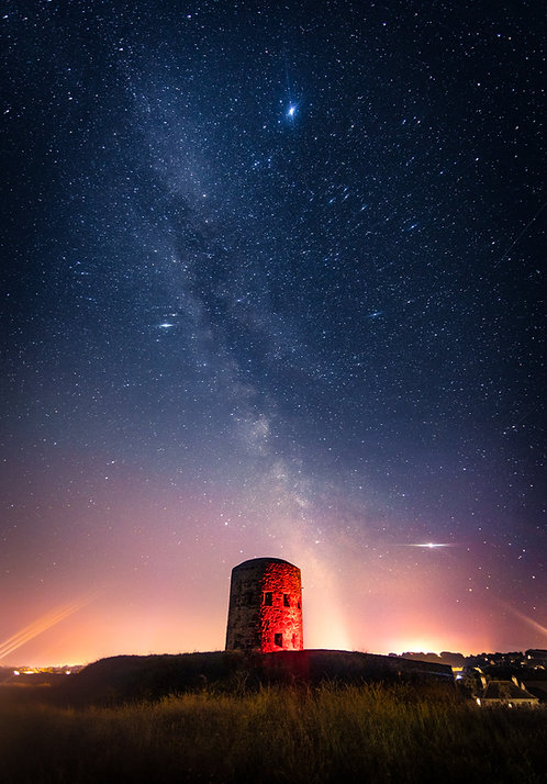 Rousse Tower -Milkyway