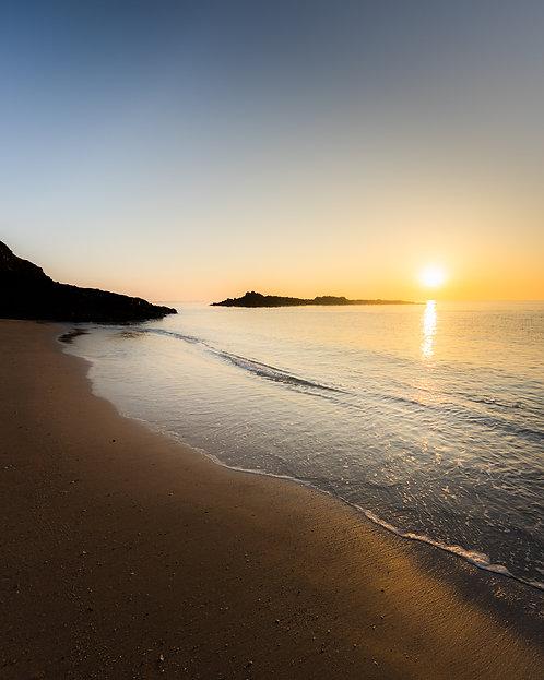 Herm - Belvoir Sunrise Beach - 2021