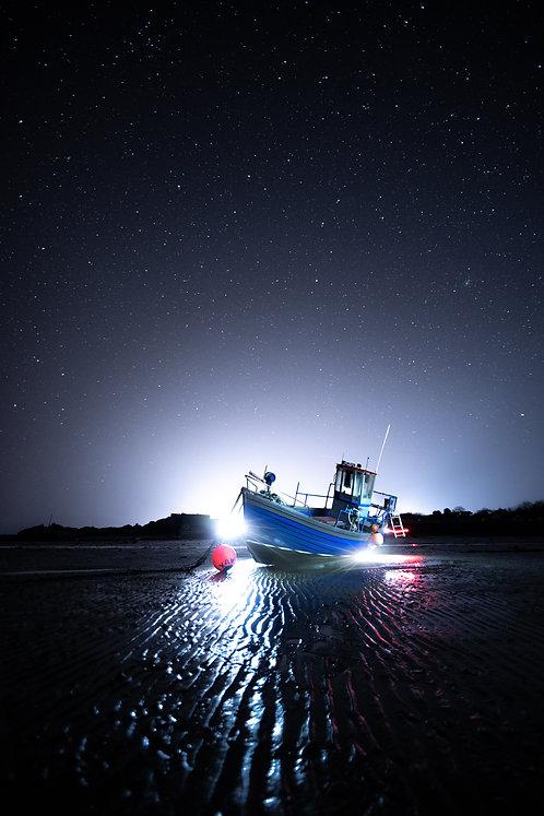 Bordeaux Harbour - Fishing Boat (1)