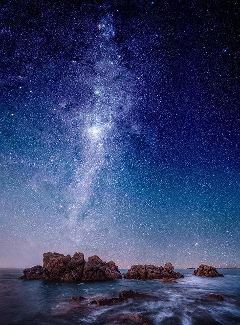 Galactic Guernsey - Albecq