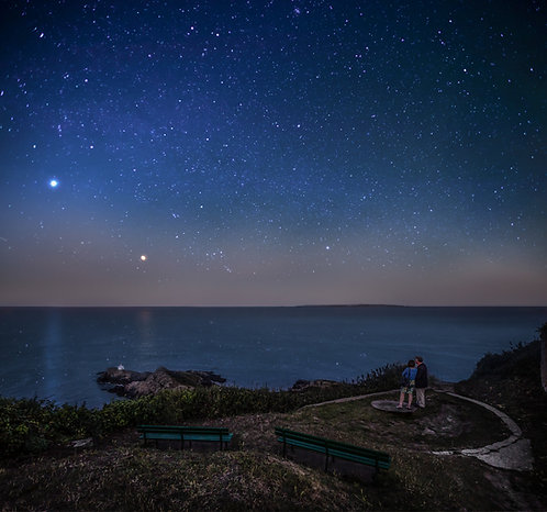 Galactic Guernsey - St Martins Point