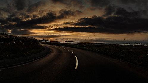 Route De La Rocque - Guernsey SW Coast